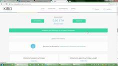 Регистрация и оплата платформы Kiboplatform