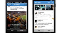 La aplicación móvil de Twitter se actualiza haciendo hincapié en lo visual http://www.genbeta.com/p/72770