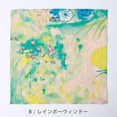 new! 大判ガーゼハンカチ5 - nani IRO ONLINE STORE