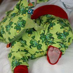 #Babyalarm Tragefoto