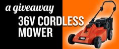 Win this. This week only. http://dadand.com/2012/04/23/giveaway-black-decker-mower/