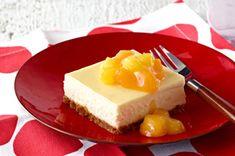 Cheesecake de mango y piña Receta - Comida Kraft