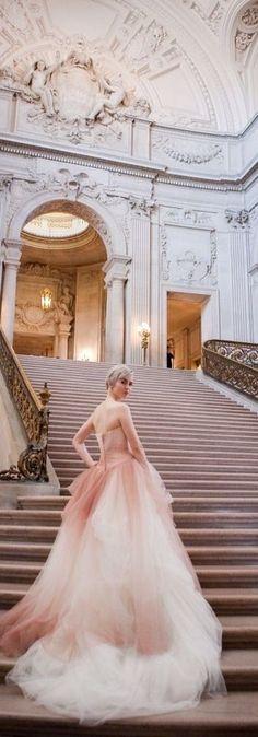 Grand venue. San Francisco city hall.