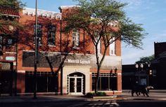 Merrill Lynch Historic Rehabilitation - Wyandotte, Michigan