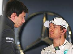 Austria won't impact Rosberg talks