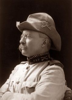 1e24d7776bb54 Teddy Roosevelt. He was the one guy who really worked for the people. He