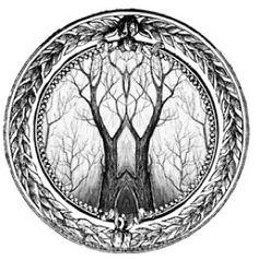 twins... trees