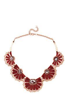Instantly Impressive Necklace, #ModCloth