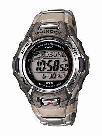 Casio Men's G Shock Stainless Steel Tough Solar Atomic Digital Watch MTGM900