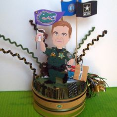 Police Officer Retirement Cakes - ImageStack