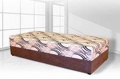 Polohovateľná váľanda s úložným priestorom Alfa - posteľ s lamelovým roštom Alfa II - posteľ s pevným roštom