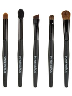 All the tools for banging out an awesome smoky eye: Sonia Kashuk Essential Eye Kit