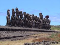 Through travel we are able to gain a whole new perspective on life as well as the world while having fun and creating lifelong memories. Easter Island Moai, Chile, Perspective On Life, South America Travel, Us Travel, Ecuador, Monument Valley, Mount Rushmore, Caribbean