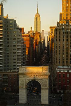 The Golden Hour by  PictureThisPhotographyNYC #nyc