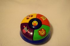 Baby Einstein Discovery & Play Exersaucer Animal Sounds Musical Replacement Part #Graco