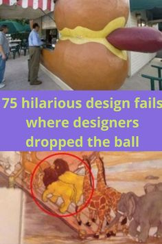 We've gathered 75 of the most hilarious design fails to share with you today and brighten your spirits.