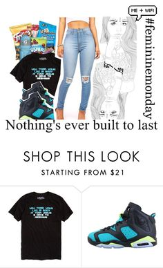 """""""Nothing's ever built to last (#femininemonday)"""" by miaboo23 ❤ liked on Polyvore featuring Retrò, Vibrant and femininemonday"""