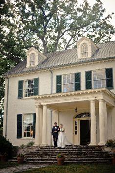 Rust Manor House in Leesburg, VA.