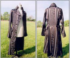 Gentleman's frock coat.