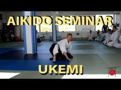 Aikido Basic Techniques : Aikido Ukemi - YouTube