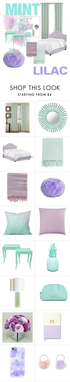 """""""Untitled #104"""" by uhly-ah-jennafuh ❤ liked on Polyvore featuring interior, interiors, interior design, home, home decor, interior decorating, Florence Broadhurst, Surya, PBteen and DENY Designs"""