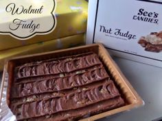 #AD $25 Fit Certificate to See's Candies