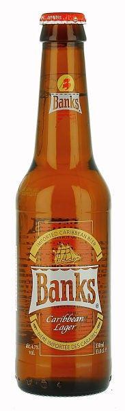 Banks Caribbean Lager | Banks (Barbados) Breweries Ltd