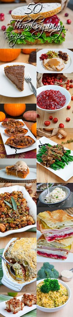 50 THANKSGIVING RECIPES – there's still time to put a winning menu together, and what better way than to start with something new!