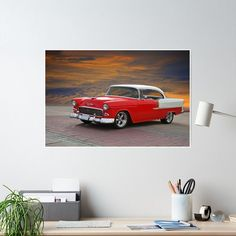 High-quality posters to hang in dorms, bedrooms or offices. Multiple sizes are available. Printed on semi gloss poster paper. Additional sizes are available. Chevrolet Camaro 1969, Chevrolet Bel Air, Framed Prints, Canvas Prints, Art Prints, 67 Mustang, Ford Classic Cars, Free Stickers, Sell Your Art