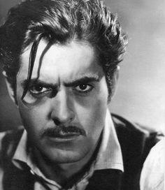Tyrone Power as Jesse James, 1939.