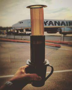 #aeropress #aero #aircraftpoetry #coffeetime http://ift.tt/1Vbg53z