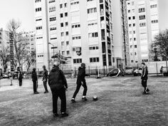 Life in the Paris Suburbs - The New Yorker
