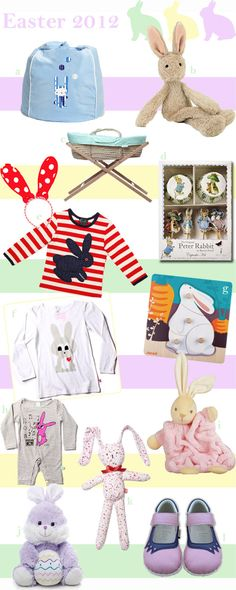 KidStyleFile Easter 2012 Series: Store Owners' Gift Ideas {Part 2}