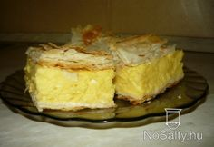 Hungarian Cuisine, Hungarian Recipes, Hungarian Food, Tapas, Pie, Sweets, Meals, Cooking, Candy