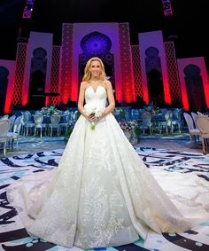 "LEBANESE WEDDINGS on Instagram: ""Arabesque setup with a twist for this bride's magical wedding night 💙 What theme would you choose for your wedding !? __________________…"" Magical Wedding, Wedding Night, Lebanese Wedding, Designer Wedding Gowns, You Choose, Arabesque, Formal Dresses, Wedding Dresses, Wedding Designs"