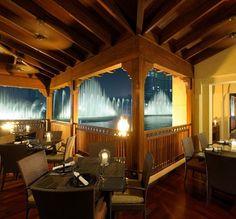 Top 5 Restaurants in Downtown #Dubai - THIPTARA AT THE PALACE HOTEL - The Old Town, Emaar Boulevard, Burj Khalifa Area @Christina Sanchez Magazine #Luxury #Lifestyle