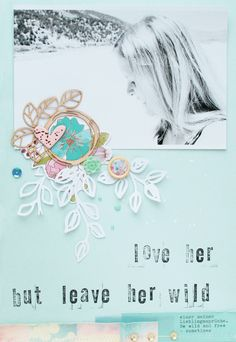 #layout #scrapbooking #studiocalico #americancrafts created for #inthescrap Steffi Ried
