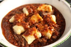 Short Rib and Ricotta Gnocchi | The Hopeless Housewife