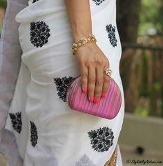 #Fashion #Style #Street #Ethnic #wedding #Saree #designer #indian