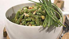 Зеленая фасоль с фундуком. Пошаговый рецепт с фото на Gastronom.ru