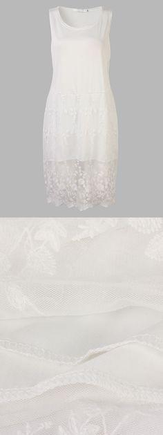 Elegant women white organza patchwork party bodycon mini dress lace dresses yde #3/4 #lace #dresses #lace #dresses #pakistani #lace #dresses #red #carpet #lace #dresses #size #xl