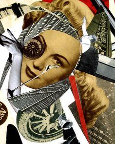 Mariana Mizarela recupera la fuerza subversiva que el fotomontaje tuvo en el periodo de entreguerras para deconstruir una realidad demasiado caótica como para poder ser interpretada con procedimientos plásticos tradicionales. La negación pura del primer dadá dio paso al agit-prop de El Lissitsky y Rodchenko, pero también al espíritu satírico de John Heartfield y Hannah Höch. Mizarela bebe de todos estos modelos históricos rescatando de los mercadillos revistas y periódicos de aquella época a…