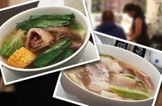 Soups! When winter comes, there's nothing quite as satisfying as a savoury beef bulalo, a mouthwatering sinigang with that trademark tamarind sourness, or any number of other slurpable dishes.