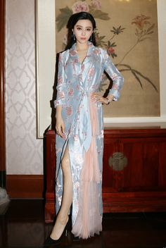 H o l l y w o o d | F a s h i o n - Fan Bingbing in Ulyana Sergeenko Couture at the...