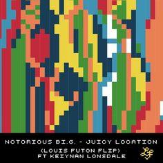 a1092aa69c3751 Notorious B.I.G. - Juicy Location (Louis Futon Flip) Ft. Keiynan Lonsdale  Free Download