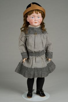 Rare Kley & Hahn 520 Character Child - 21.5 Inch