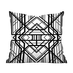 $19 on sale. cover only. Zenith Pillow Cover