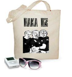 Bolsa HAKA NZ 2 #camisetas #rugby #allblacks http://www.latostadora.com/emcmasquecamisetas