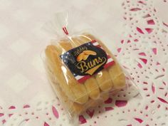 Dolls House Bakery Shop Bag of Handmade 1:12 Miniature Hotdog Buns