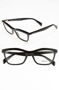 7a30c0538f9 Prada 52mm Optical Glasses (Online Only)